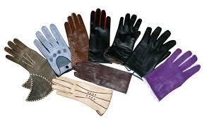 перчатки кожаные купить